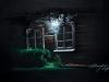 Õhtune maakodu 2011 pastell