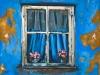 Sinine kardin 2013 õli