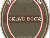 isetehtud õllele silt